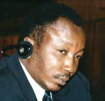 Jean-Paul Akayesu the first person convicted of genocide by an International Tribunal on September 3, 1998
